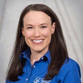 Dr. Hope Richards, Cheyenne Women's Clinic (professional photo)